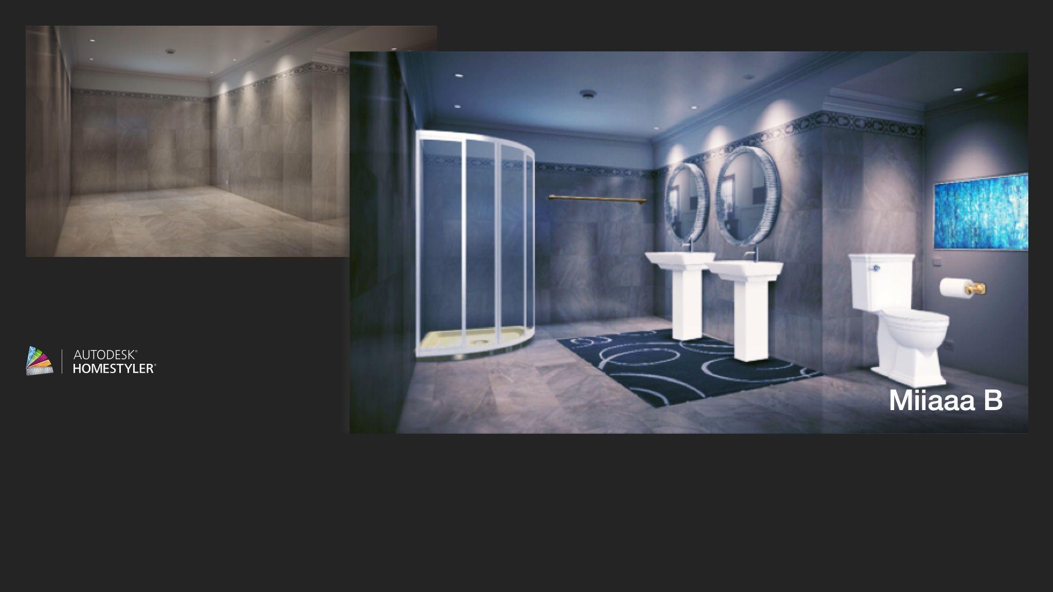 Homestyler luxury bathroom Homestyler luxury bathroom