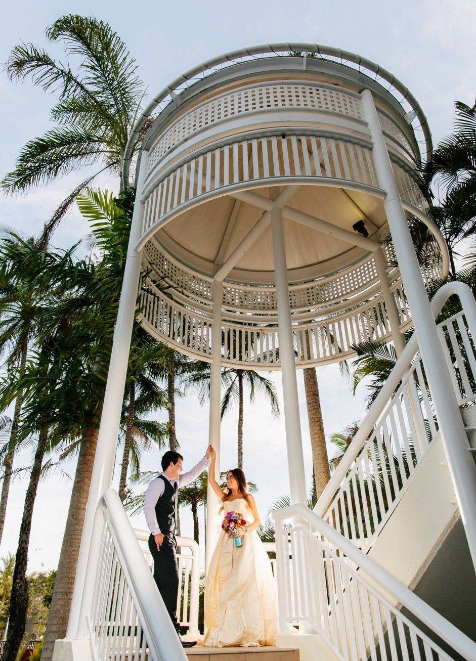 Weddings in tropical North Queensland are guaranteed