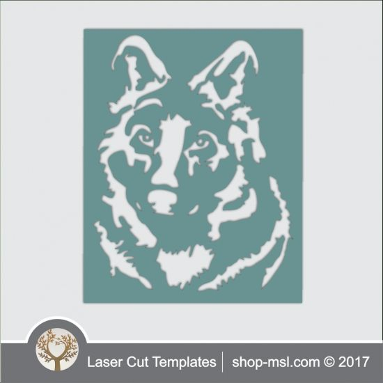 Wolf Stencil Template | Product Wolf Stencil Template Online Laser Cut Design Store