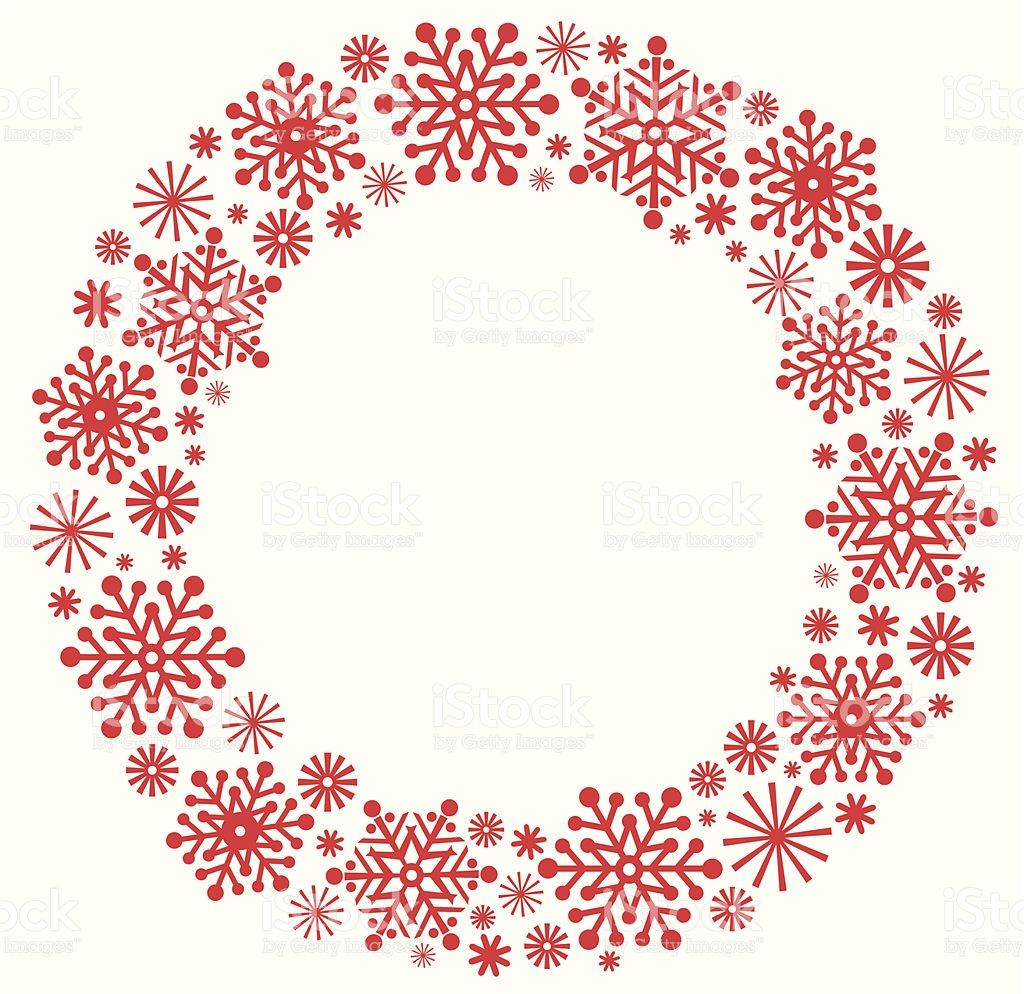 Christmas Wreath Silhouette Free.Pin On Christmas