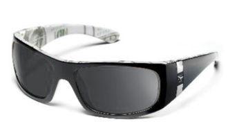 7Eye Shaka Sunglasses Black C-Note SharpView Gray PC 7Eye. $55.30