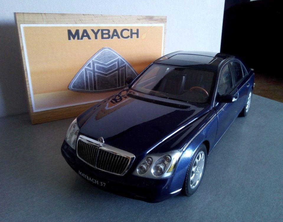 modellauto 1 18 maybach 57 maybach pinterest maybach rh pinterest co uk