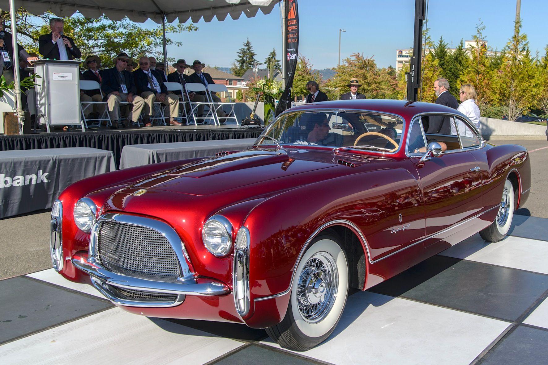 1953 Chrysler car | cars & trucks | Pinterest | Chrysler cars ...