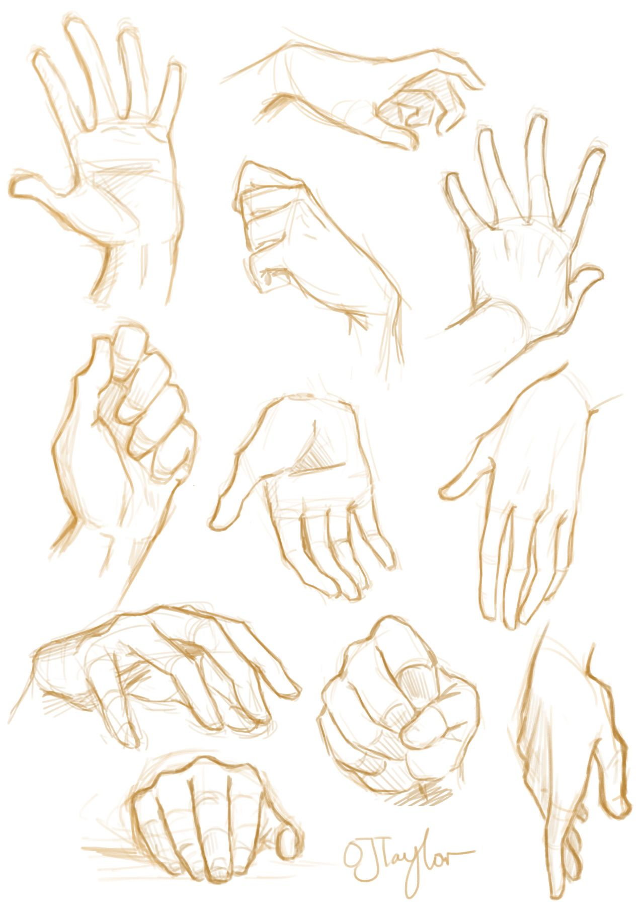 Sketch Hands Tumblr In 2020 Hand Drawing Reference Sketches Drawing Reference Poses