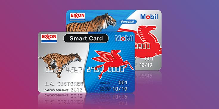 Exxon Mobil Credit Card Credit