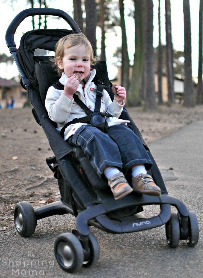 Nuna Pepp Stroller Review Jogging stroller, Twin