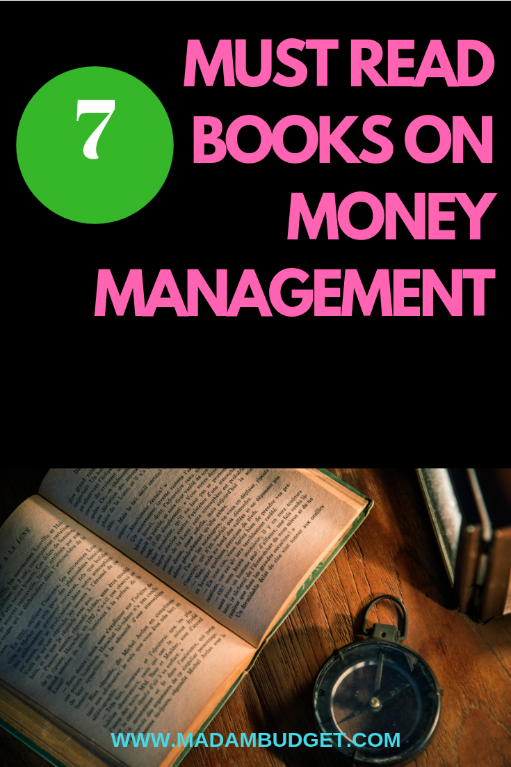 7 must read personal finance books to ease your money stress money