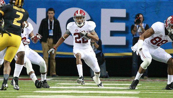 Christion Jones Moving Football Baby Alabama Football