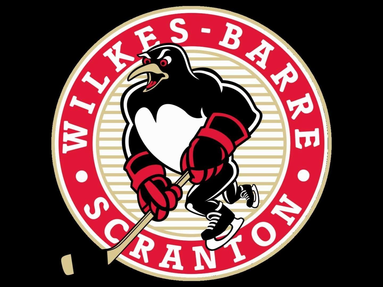 WilkesBarre/Scranton Penguins Hockey logos, American