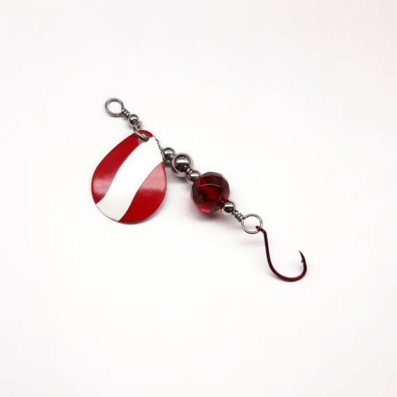 Tackle Fishing Spinners Lures Beaded Fish Fishing Tackle Fish Hooks Lures Spinner Tackle Spinners Beaded Lures Spinner Lures Beaded