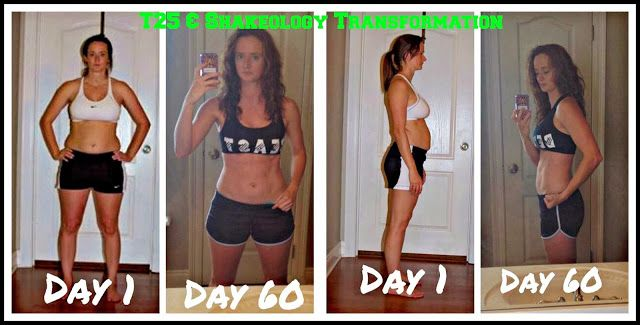 T25 Women's Results  Check out Lindsay's amazing results! Totally