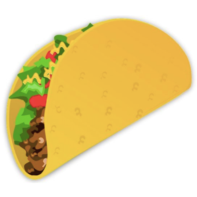 The Moment We've All Been Waiting For: The Taco Emoji Is Here! via Brit + Co.