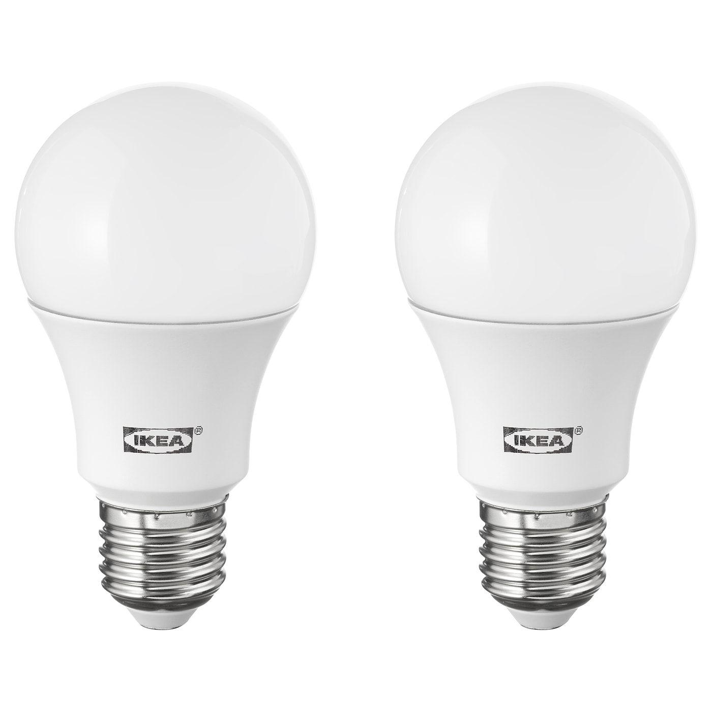 Ryet Bombilla Led E27 1 000 Lumenes Forma De Globo Blanco Opalo In 2020 Led Lamp Led En Gloeilampen