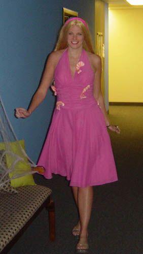 shrimp-on-the-barbie-costume Halloween Costumes Pinterest - barbie halloween costume ideas