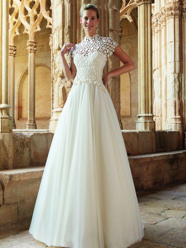 diseñadores para novia - raimon bundó - barcelona. fotos de vestidos