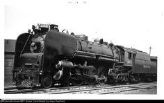 Nkp 4 6 4 170 Nickel Plate New York Chicago St Louis Rr Old Trains Chicago Louis