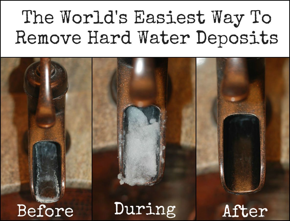 How To Dissolve Hard Water Deposits Mycoffeepot Org