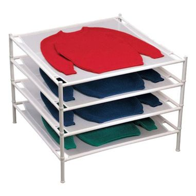 stackable sweater drying rack could be in pull out drawer in rh pinterest com