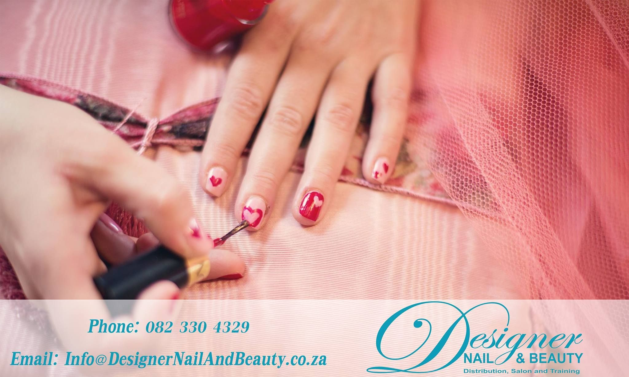 Over at Designer Nail and Beauty, we stock and supply only the best ...