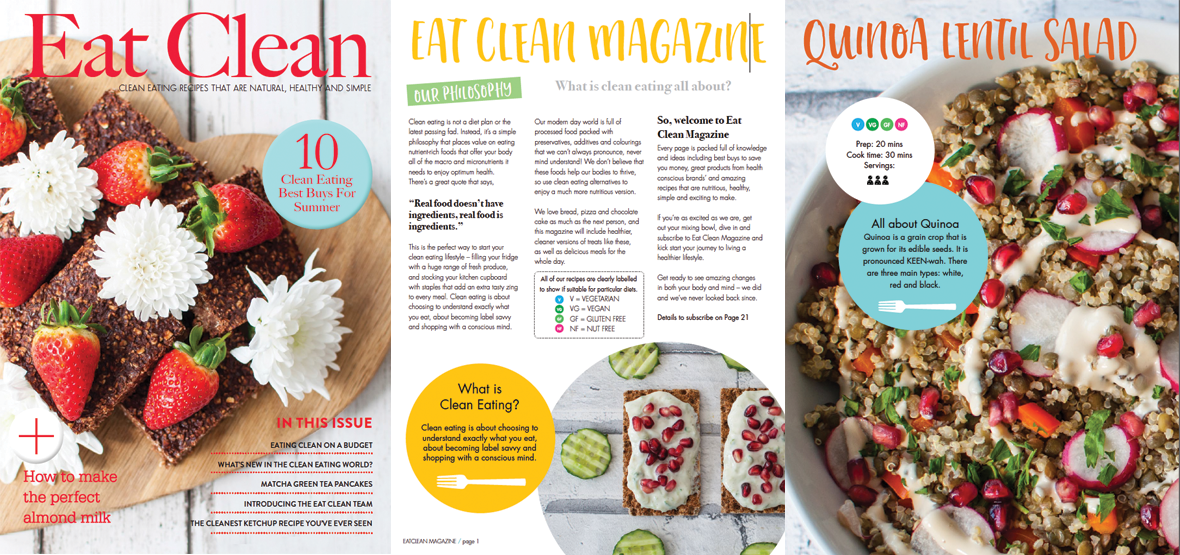 cleaneating magazine