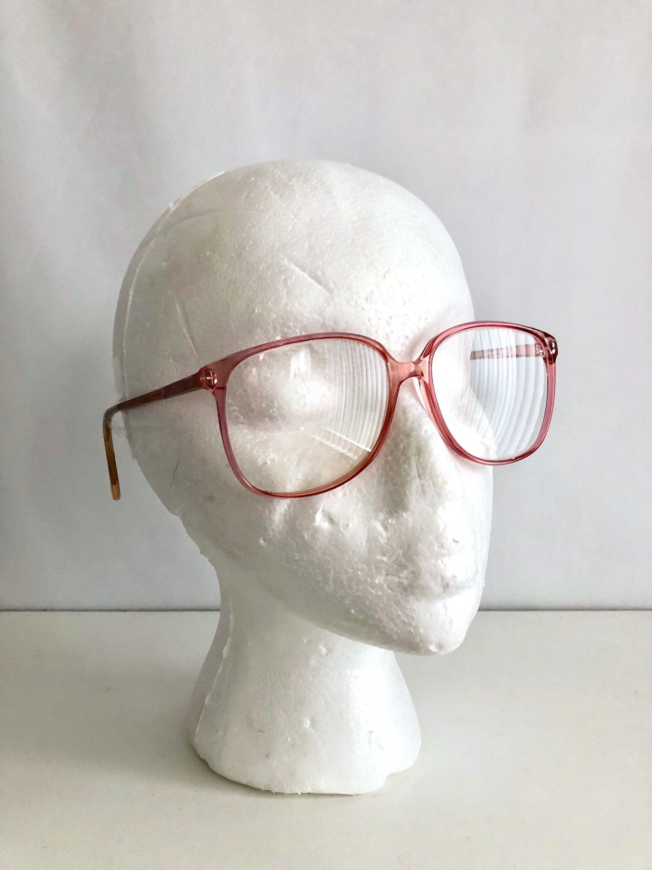 869d67d856 Vintage Women s Glasses 80 s Pink