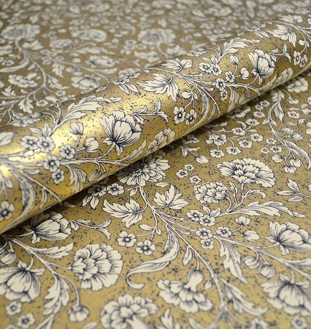Festive Italian Decorative Wrapping Paper