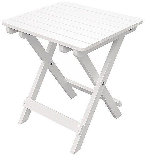 songsen fashion outdoor wood unfished adirondack fold side table rh pinterest com