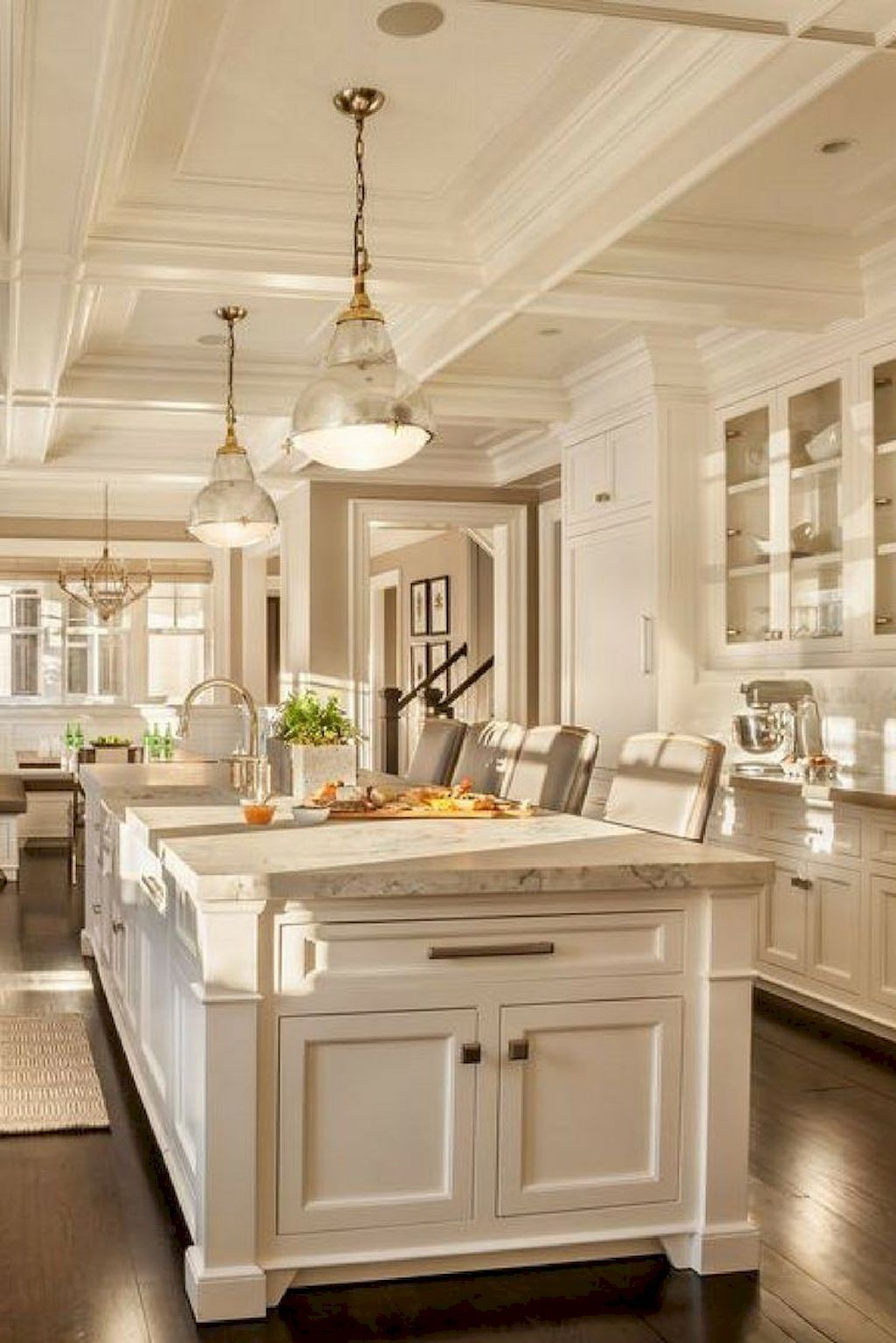 25 beautiful white kitchen cabinet makeover design ideas my house rh pinterest com
