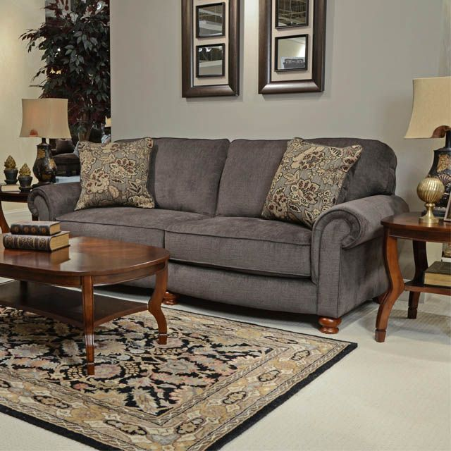 Best Downing Charcoal Sofa Bernie And Phyls Jackson 400 x 300