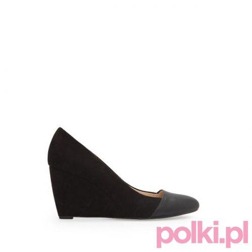Czarne Buty Na Koturnie Mango Buty Shoes Polkipl Fashion Shoes Shoes Spring Summer Shoes