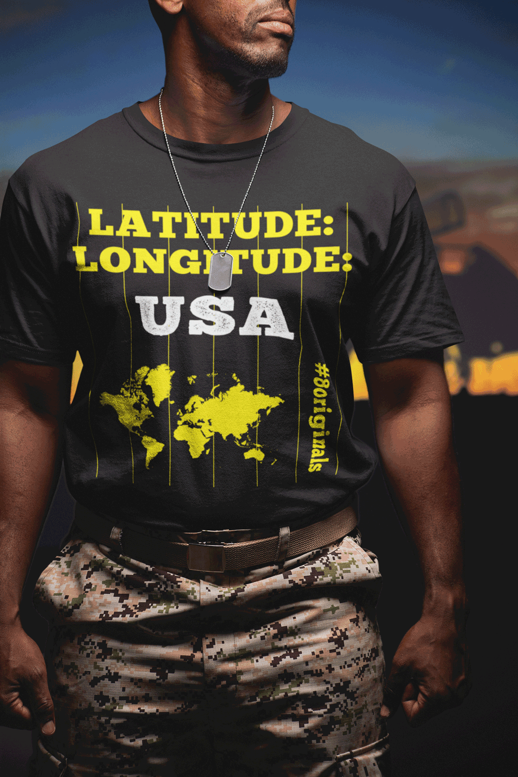 Customizable T Shirt