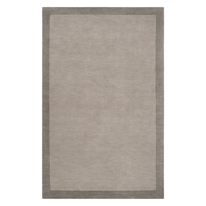 angelo:HOME Madison Square MDS-1000 Area Rug - Black/Grey - MDS1000-