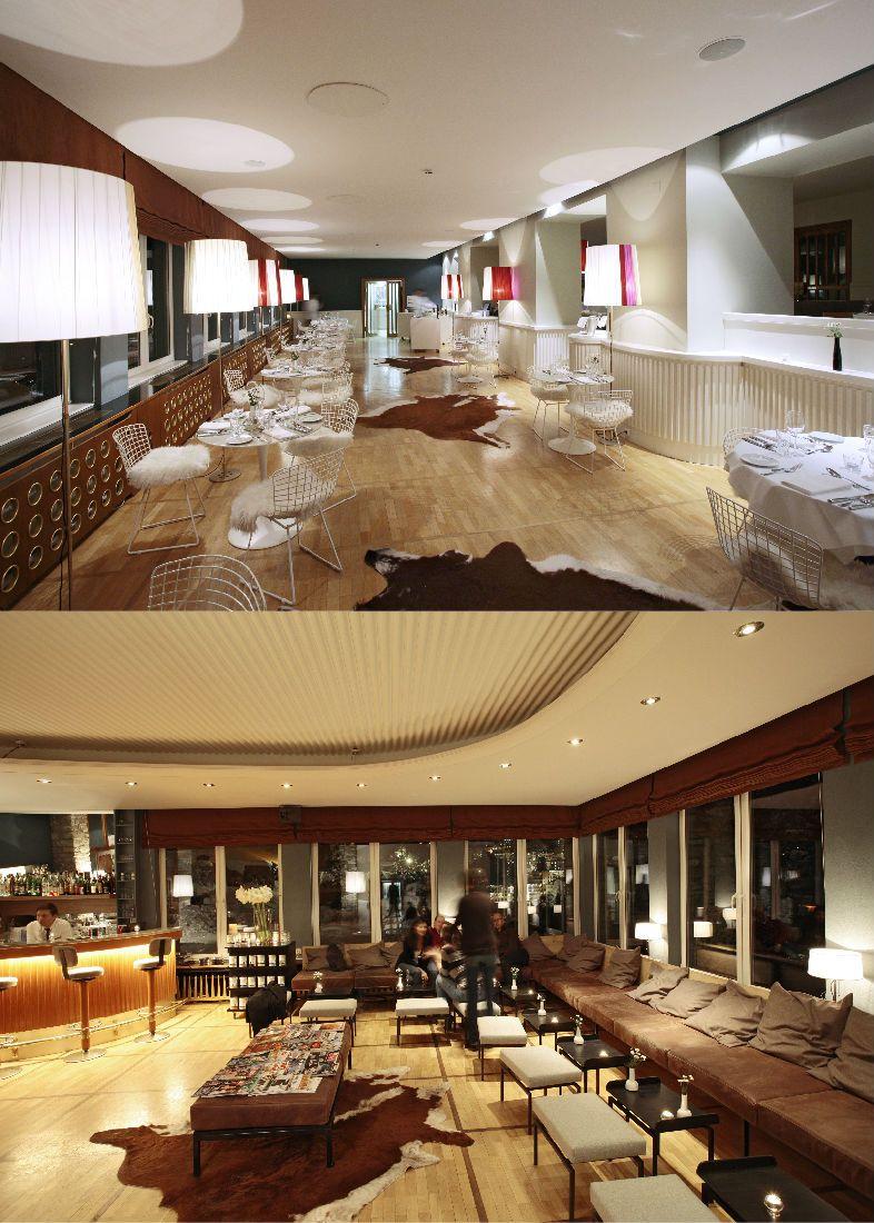 Hotel Miramonte | Design Hotel | Bad Gastein | Gastein Valley | Austria | http://lifestylehotels.net/en/hotel-miramonte | Seating Area, Bar, Cocktails, Design, Luxury
