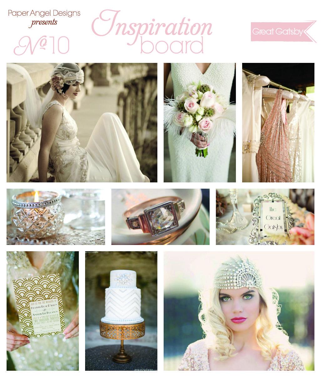 Great-Gatsby-Wedding-Inspiration-Board.jpg (1026×1205) | Gatsby ...