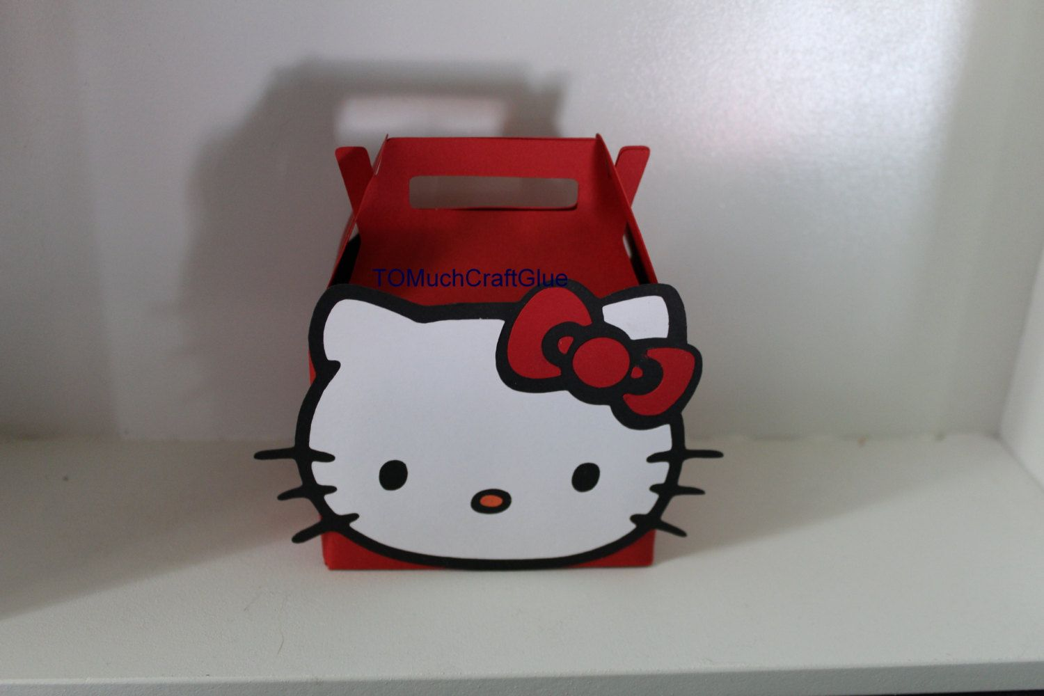 Kitty Party Favor Boxes Tomuchgluecrafts