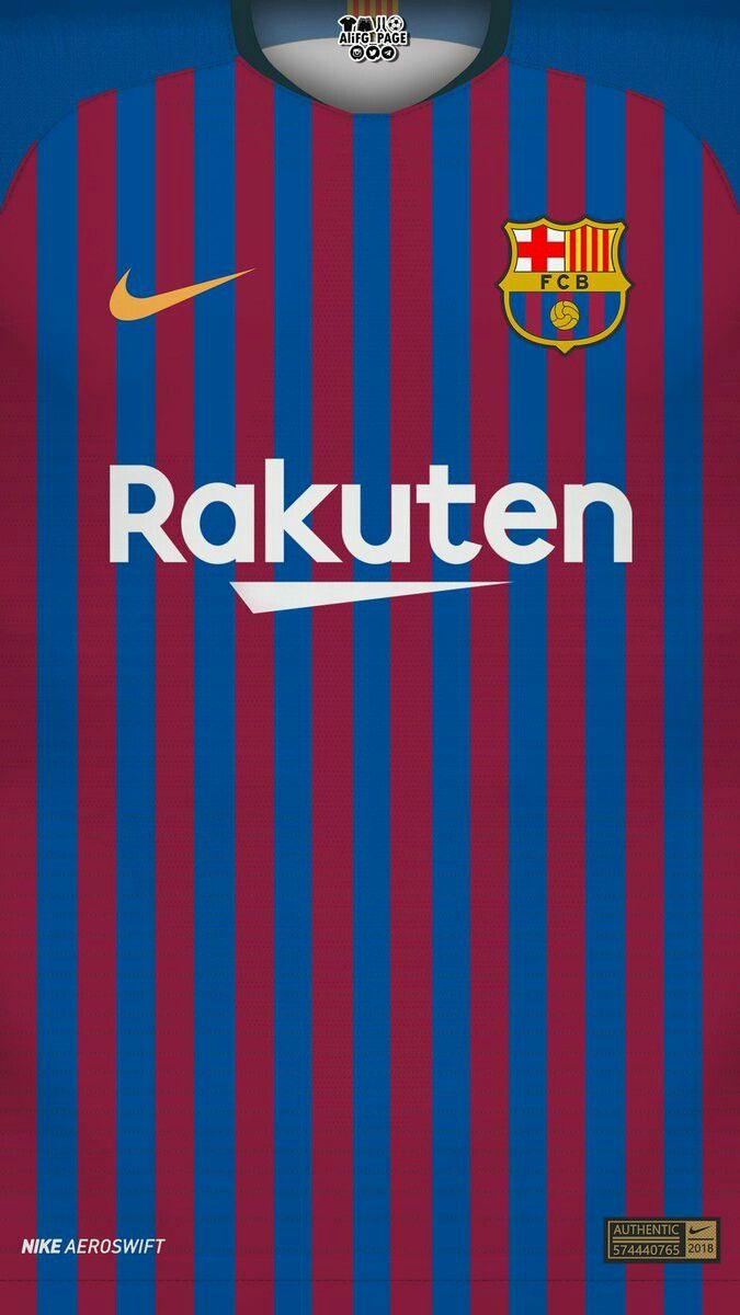 059948f57ef57 Camiseta 2018-2019 Barcelona Jerseys