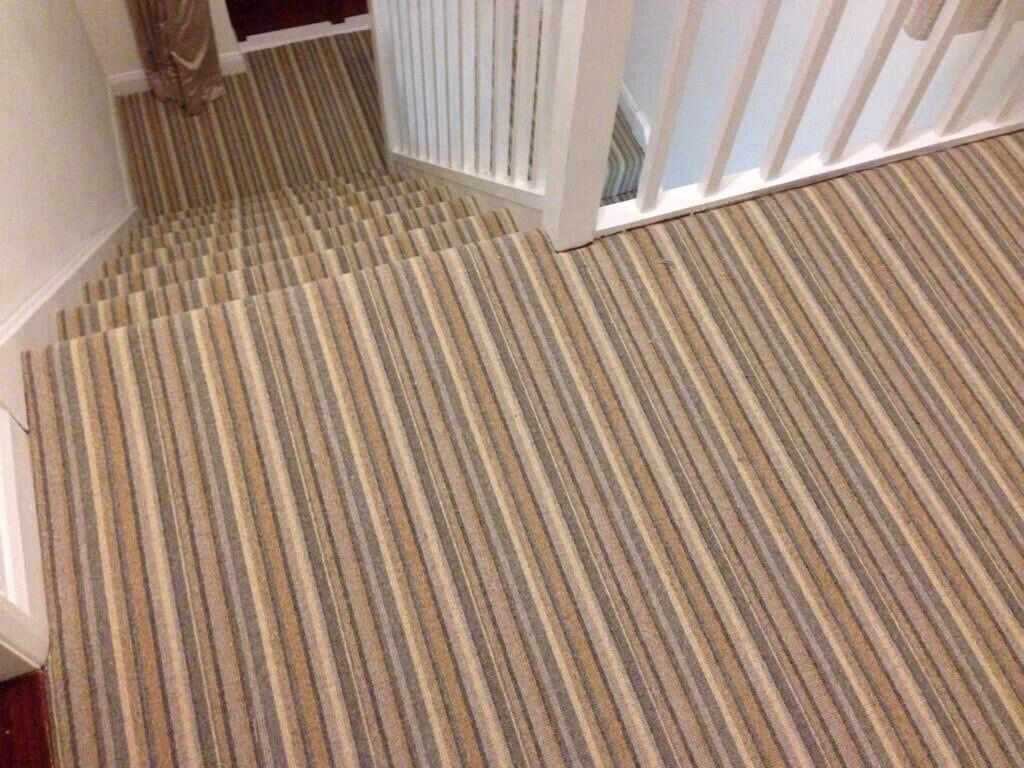 Meer Strepen Op De Trap Piccadilly 232 Leicester More Stripes On Stairs Piccadilly 232 Leicester Photo Natural Bo New Homes Carpet Staircase Flooring