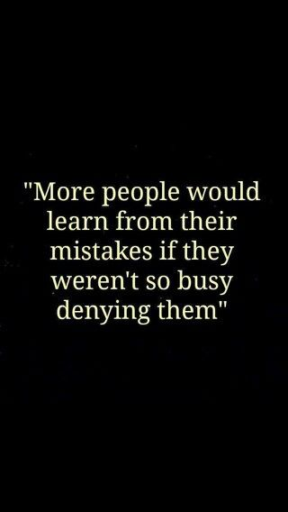 Stop denying them