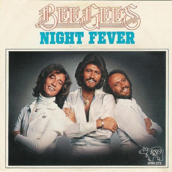 bee gees night fever mp3 free download