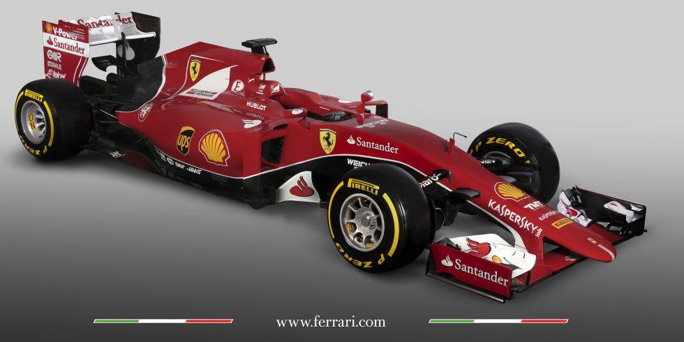 Here S The 2015 Ferrari Sf15 T Ferrari Scuderia Ferrari 599 Ferrari F1