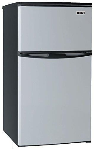 3 2 cubc foot 2 door fridge and freezer stainless steel review rh pinterest com