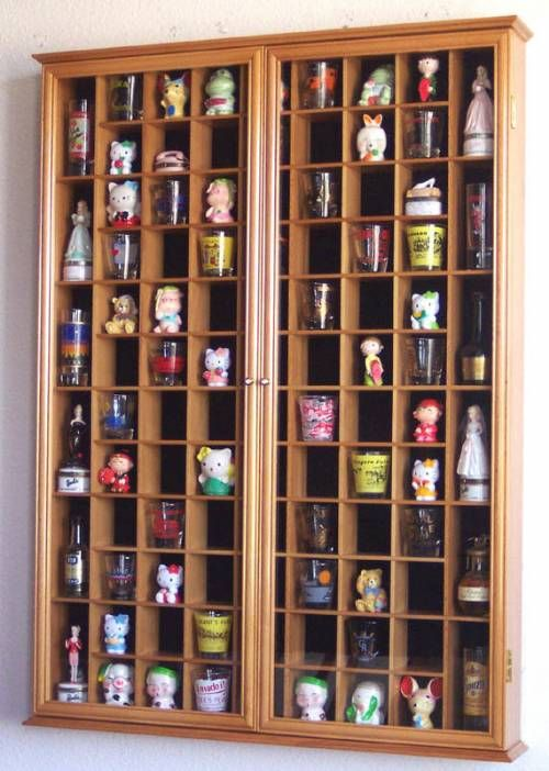 For The Dad Who Has A Great Collection Of Shotglasses....the Perfect  Shotglass Collector Case For 108 Shot Glasses | Shot Glass Displays |  Pinterest | Shot ...