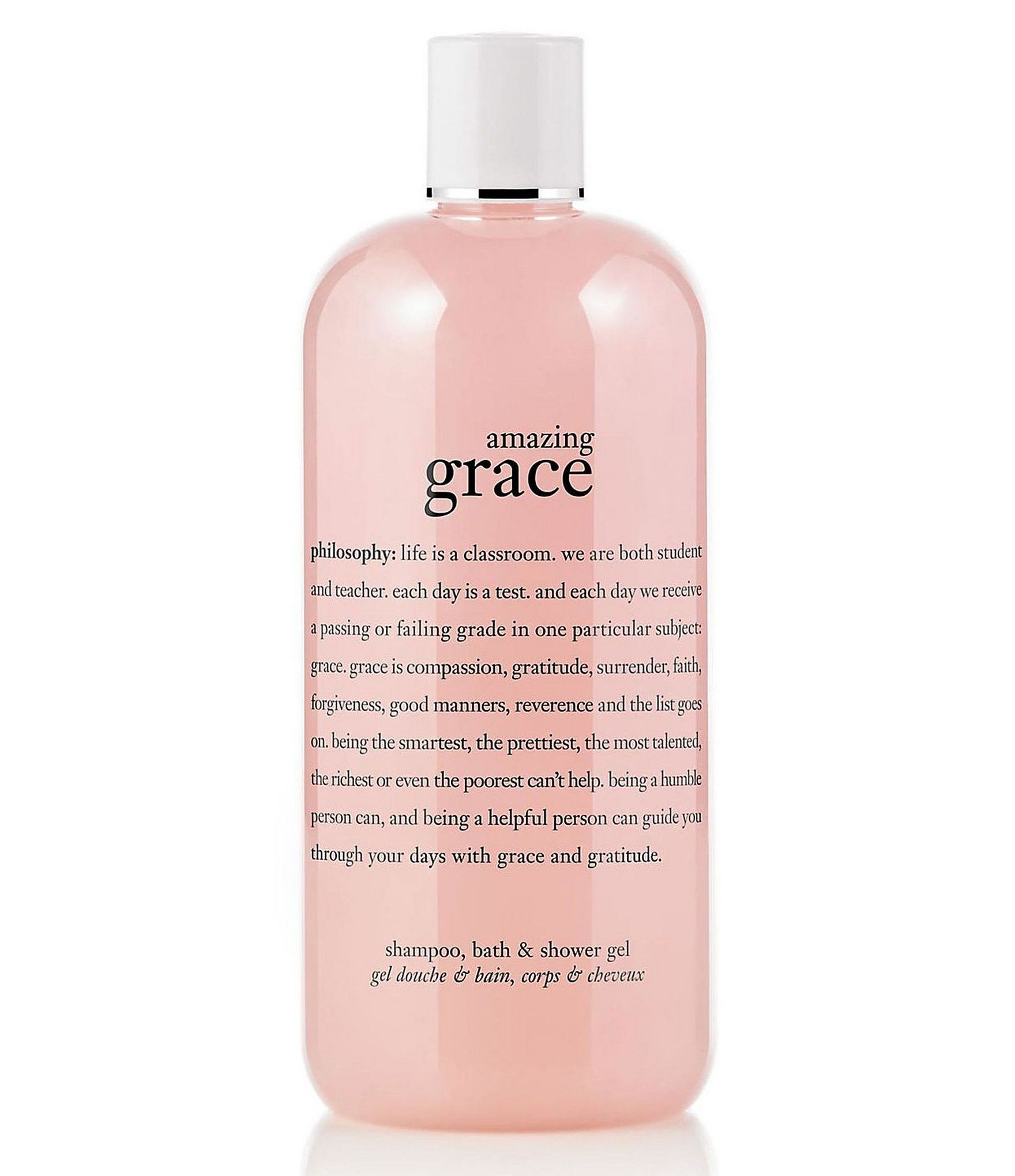 Philosophy Amazing Grace Perfumed Shampoo Bath Shower Gel Dillard S Philosophy Amazing Grace Amazing Grace Perfume Shower Gel