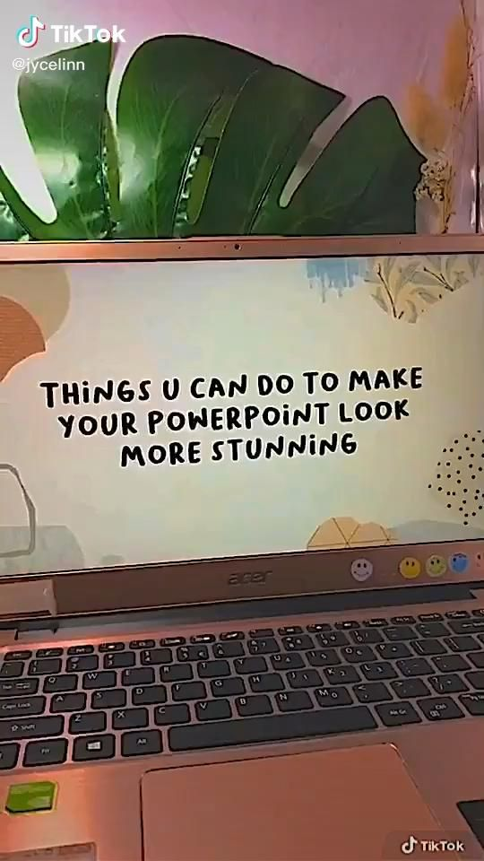 Video How To Make Powerpoints Prettier Tiktok Pelajaran Matematika Desain Pembelajaran Teknologi Pendidikan