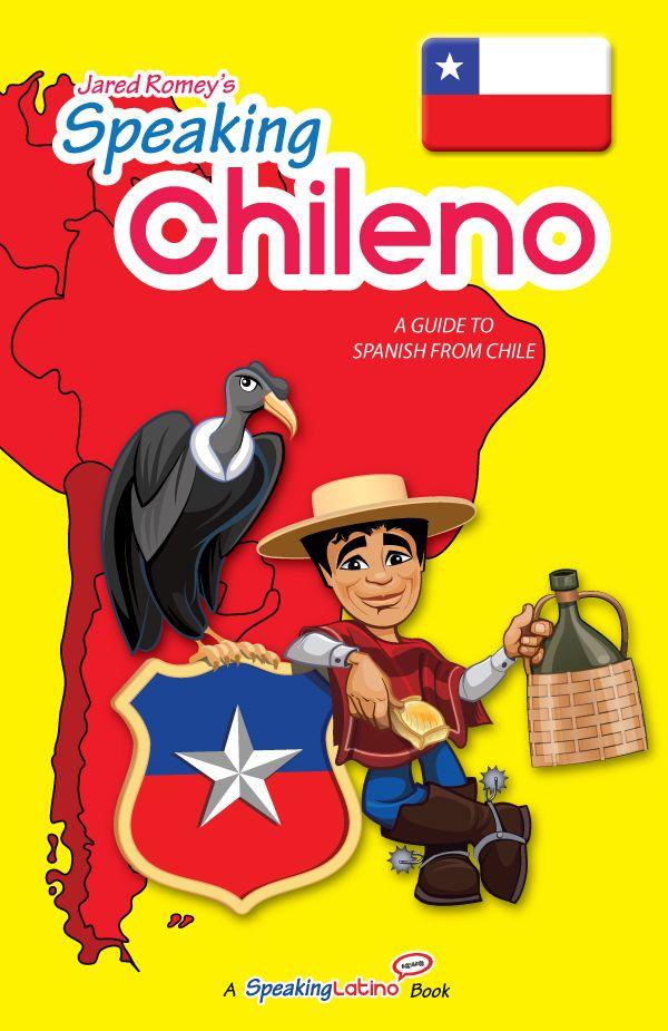 Product Speaking Chileno Book Spanish Slang Spanish Books Learning Spanish