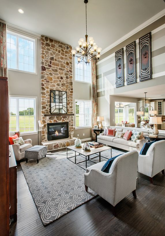 New castle de homes for sale by toll brothers high pointe at st georges carolina collection offers home designs with luxurious options also essential steps to living room fireplace arrange rh pinterest