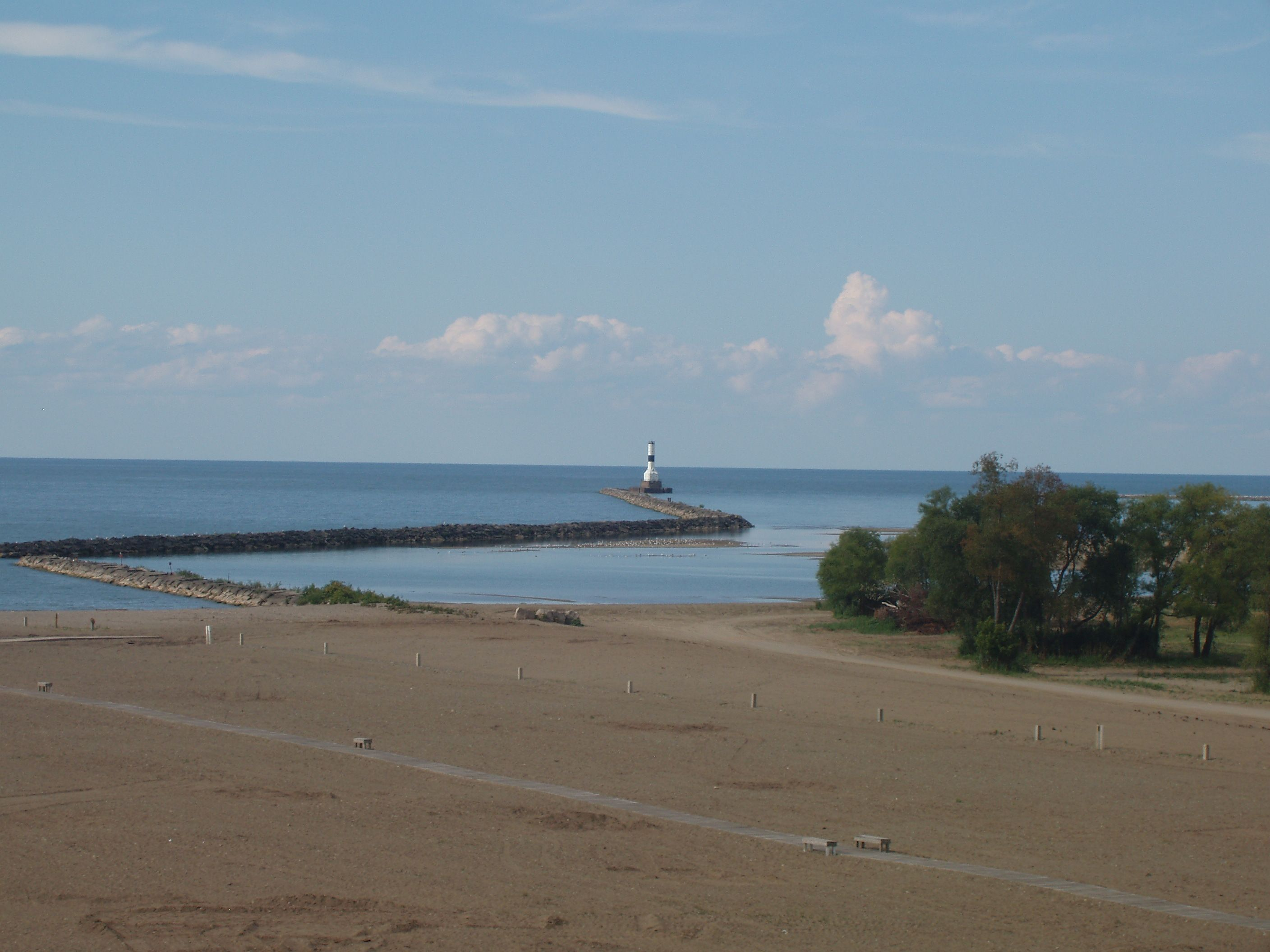 conneaut ohio one of the best beaches along lake erie nature rh pinterest com