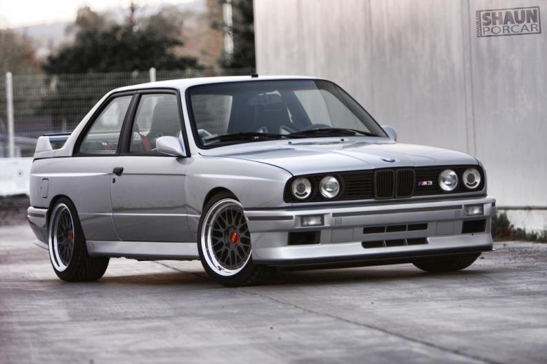 BMW M3 Old School