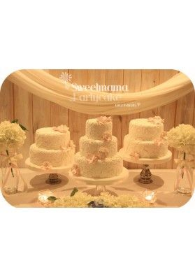 Vintage Silicone Mould Baroque Wedding Cake Molds Fondant Cupcake Decor LC