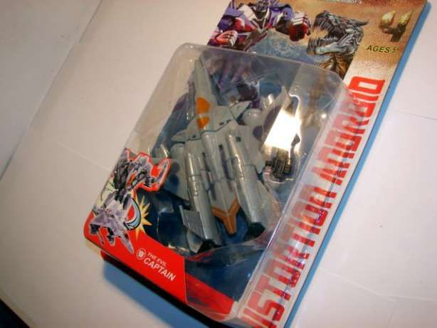 Transformers Transformersy Robot Mysliwiec F16 Samolot Liszki Image 1 Santiago
